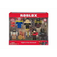 10729_001 Set 6 figurine interschimbabile Roblox, Legend of Roblox
