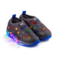 1079062 Pantofi sport Bibi Shoes Led Roller Celebration, Albastru 1079062