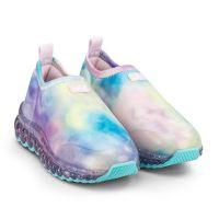1079109 Pantofi sport Bibi Shoes Led Roller Glitter, Multicolor 1079109
