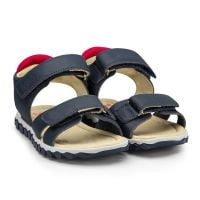 1081038 Sandale Bibi Summer Roller New II Naval-Red