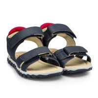 1081038 Sandale Bibi Summer Roller New II Naval-Red