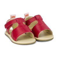 1084080 Sandale unisex din piele BIbi Shoes Afeto, Rosu 1084080