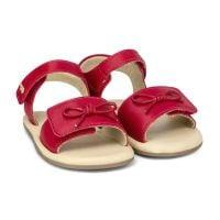 1084086 Sandale din piele Bibi Shoes Afeto, Rosu 1084086