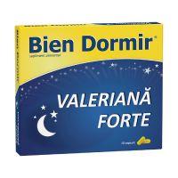 Bien Dormir + Valeriana forte, 10 capsule