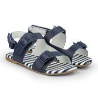 1088053 Sandale din piele BIbi Shoes Baby Birk, Bleumarin 1088053