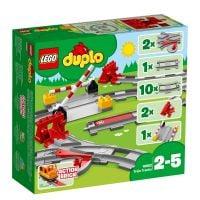 LEGO® DUPLO® - Sine de cale ferata (10882)