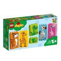 LEGO® DUPLO® - Primul meu puzzle distractiv (10885)