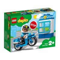 LEGO® DUPLO® - Motocicleta de politie (10900)