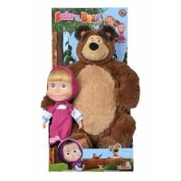 109301016_001w Set papusa Masha - Masha si Ursul Misha