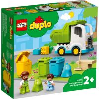 LG10945_001w LEGO® Duplo - Autogunoiera si reciclare (10945)