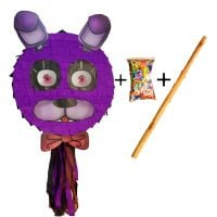 11-BUNNY_001 Pinata cu bat si confetti Bunny, PinaStar