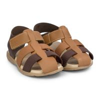 1101065 Sandale Bibi Shoes Basic Mini Carame-Expresso