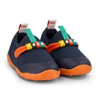 1110120 Pantofi Bibi Fisioflex 4.0 Naval-Orange