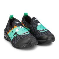 1132061 Pantofi cu Led Bibi Space Wave 2.0 Dino