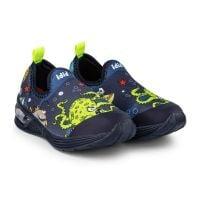 1132062 Pantofi cu Led Bibi Space Wave 2.0 Marine
