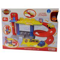 113453_001w Set de joaca Parcarea din oras cu 1 masinuta Motor Town