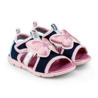 1149006 Sandale Bibi Shoes Playtime Naval, Roz 1149006