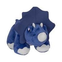 11558_001w Jucarie de plus interactiva Thunder Stomper Slash Blue, 30 cm
