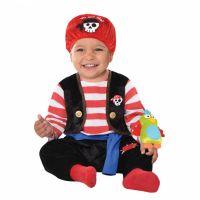 Costum de petrecere bebe pirat Baby Buccaneer