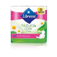 1199000_001w Absorbante Libresse Natural Care Ultra Normal, 10 bucati