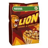 12230585_001w Cereale pentru mic dejun Nestle Lion, 500 g