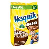 12249919_001w Cereale pentru mic dejun Nestle Nesquik Duo, 460 g