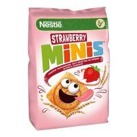 12250170_001w Cereale pentru mic dejun Nestle Strawberry Minis, 500 g