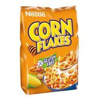 12310104_001w Cereale pentru mic dejun cu miere si arahide Nestle Corn Flakes, 450 g