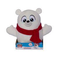 12442_001w Jucarie de plus interactiva Snuggle and Hug - Urs polar
