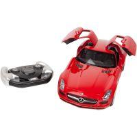 47600R_2018_017 Masina cu telecomanda Rastar Mercedes Benz SLS AMG 1:14, Rosu