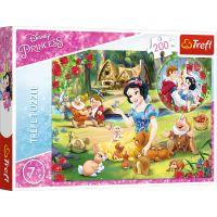 Puzzle 200 piese, Trefl, Visul iubirii, Disney Princess