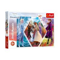 Puzzle Trefl Disney Frozen 2, 200 piese