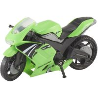 1374323.V20 Verde Motocicleta Teamsterz Speed Bike, Verde