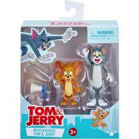 14450 14461 Set 2 figurine Tom and Jerry Mischievous, S1, 8 cm