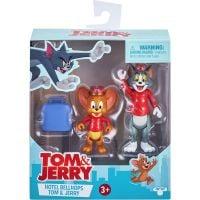 14450 14463 Set 2 figurine Tom and Jerry Hotel Bellhops, S1, 8 cm