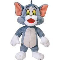 14451_001w Jucarie de plus Tom and Jerry, Tom , 20 cm