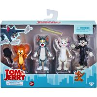 14458_001w Set 4 figurine Tom and Jerry, Friends and Foes, S1