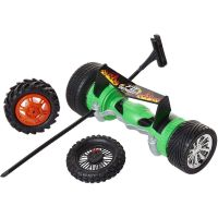 150734_002w Lansator Fly Wheels Twin Turbo, Verde