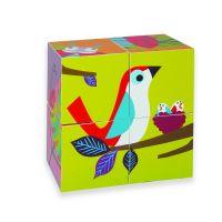 16009.30_001w Puzzle din lemn Oops, Lumea Animalelor