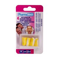 160715_00 Dopuri pentru urechi Pharmadoct, 4 buc