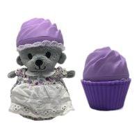 Ursulet Briosa Cupcake - Blue Beary Muffin