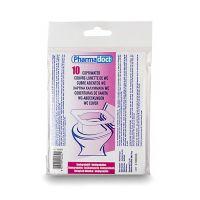 Hartie pentru colac wc Pharmadoct, 10 buc