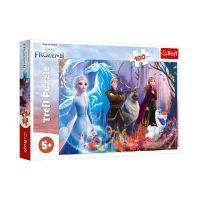 16366_001w Puzzle Trefl Disney Frozen 2, 100 piese