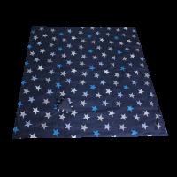 17312001110OS_001w Saltea portabila pentru activitati Minene, 135 x 135 cm, Albastru