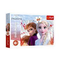17333_001w Puzzle Trefl Disney Frozen 2, 60 piese