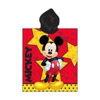 17PN234_001w Prosop de plaja Disney Mickey Mouse, Rosu