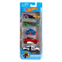 1806_2018_009w Set masinute Hot Wheels, Street Beasts, DJD24 (5 modele)