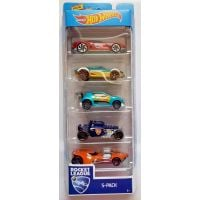 1806_2018_074w Set masinute Hot Wheels, Rocket League, FYL23 (5 modele)