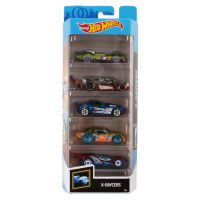 1806_2018_404w  Set masinute Hot Wheels, X-Raycers, FYL20 (5 modele)