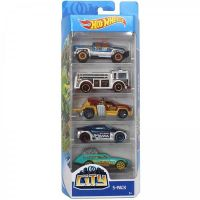 1806_2018_405w Set masinute Hot Wheels, City, FYL24 (5 modele)